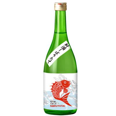 鳴門鯛 新酒しぼりたて 吟醸生酒 720ml【2021年新酒】