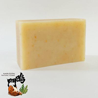 オーガニック石鹸 KITANADA[鳴門鯛]
