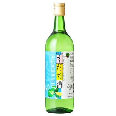 しゅムリエ すだち酒 720ml