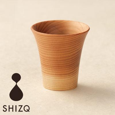 SHIZQ 鶴 ぐい呑み