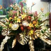 公演祝い スタンド花 楽屋花 アレンジメント ネイティブフラワーイーダ