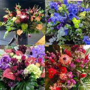 二子玉川の花屋ネイティブフラワーイーダ スタンド花