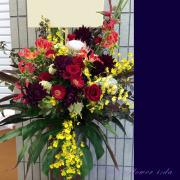スタンド花 東京 二子玉川の花屋 ネイティブフラワーイーダ