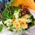 お祝い花束 東京都内配達 二子玉川の花屋ネイティブフラワーイーダ