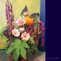楽屋花 公演祝い花 ファン贈る花 ネイティブフラワーイーダ