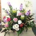 開店祝い 花 おしゃれなお祝い花 二子玉川の花屋 ネイティブフラワーイーダ