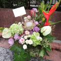 移転祝い 花 アレンジメント 二子玉川の花屋