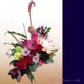 公演祝い 花 アレンジメント 楽屋花 二子玉川の花屋ネイティブフラワーイーダ