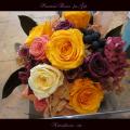 傘寿祝い 米寿祝い 花 プリザーブドフラワーギフト」
