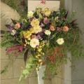 【お祝いスタンド花】エレガントスタンド