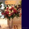 お祝い スタンド花 公演祝い 花