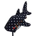 Kinosho Transit 木の庄帆布 WHALE SHARK FW用 Dots Denim ドット デニム フェアウエイウッド用 ヘッドカバー KHG18-HC110