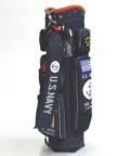 アーミーベースコレクション カートバッグ キャディバッグ ABC014CB ARMY BASE COLLECTION US海軍