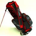 ピレッティ ゴルフ スタンドバッグ キャディバッグ 9型 PR-SB0001 日本正規品 レッド