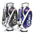 US PGA TOUR キャディバッグ3066 | ゴルフ キャディバッグ   3点式 キャディバッグ  PGAツアー  CB-3066