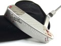 T.P.MILLS TPミルズ ハンドメイドモデル パター HAND MADE PUTTER TRAD2 3D LEDGE SWISS GERMAN STAINLESS PRO PLATINUM HTHM-000377