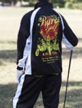 送料無料 [BURAI GOLF] BG-JT002 ブライ・ゴルフ ジャージ トレーニングウエア 上下セット