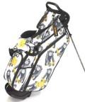LOUDMOUTH  Golf Bag  ラウドマウス  スタンドバッグ 8.5インチ LM-CB0010 238 Chimpanzee   Loudmouth キャディバッグ 軽量