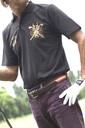 [BURAI GOLF] ブライ・ゴルフ スピリットポロシャツ BG-SP001