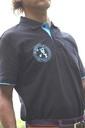 [BURAI GOLF] ブライ・ゴルフ レイヤードポロシャツ BG−SP007