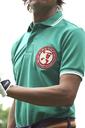 [BURAI GOLF] ブライ・ゴルフ ワッペンポロシャツ BG−SP008