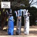 木の庄帆布 キャディバッグ カートバッグ キャディパイプバッグ  Kinosho Transit  THE CART BAG  Caddie Pipe Bag