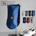 シューズケース  ゴルフ スポーツ 公式 木の庄帆布 【KinoshoTRANSIT】限定 Shoes Case  シューズケース