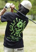 [BURAI GOLF] ブライ・ゴルフ BGドライスカルポロシャツ BG-SP0012