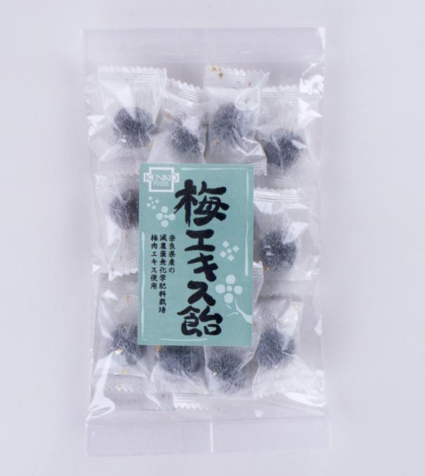 梅エキス飴(60g)