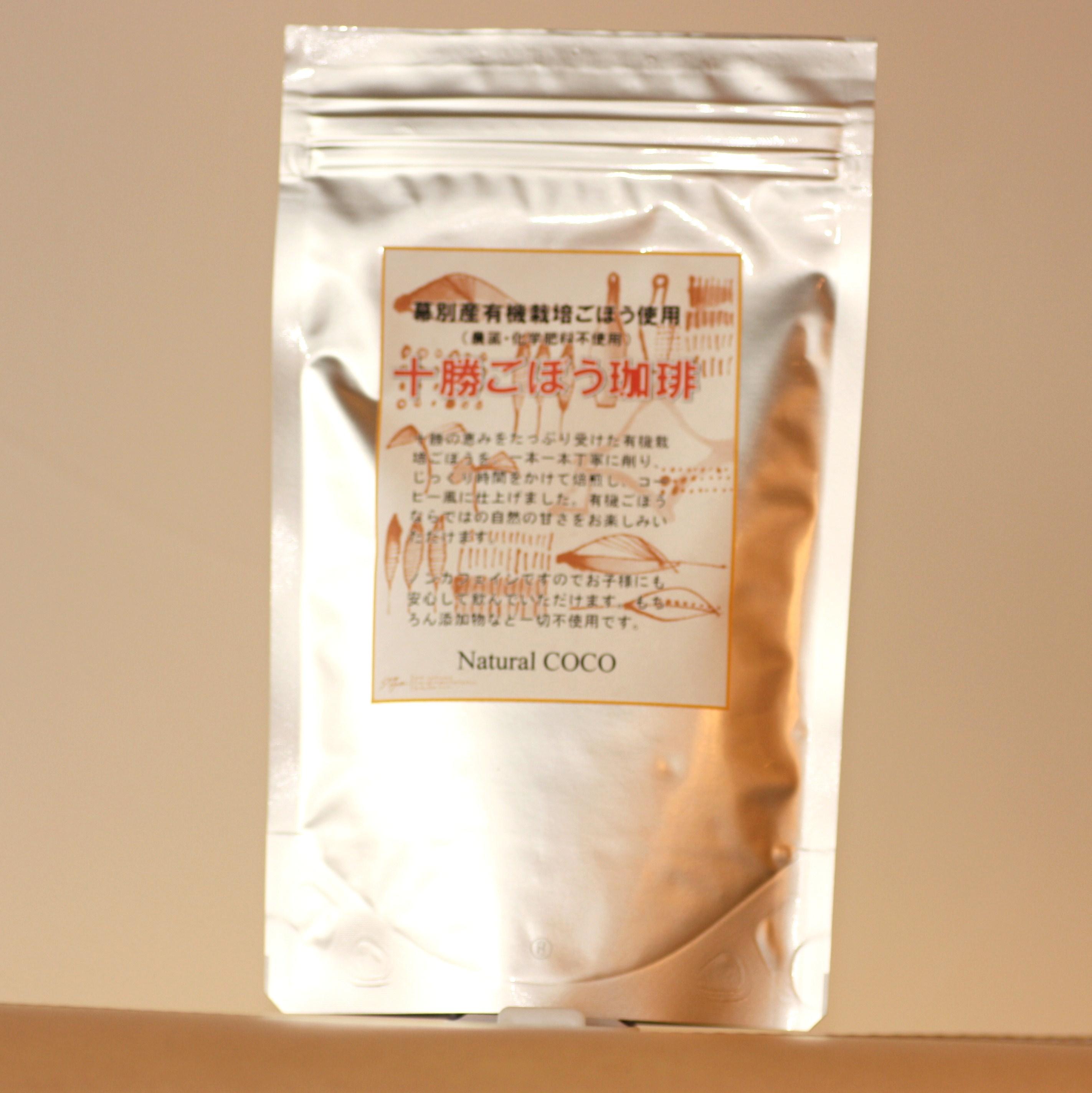 十勝ごぼう珈琲(コーヒー)【お徳用(100g)】
