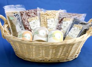 北海道産有機栽培豆の詰め合わせ【ココオリジナル・有機JAS認定品】