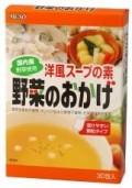 ムソー 野菜のおかげ〈国内産野菜使用〉徳用 5g×30