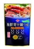 チョーコー 海鮮寄せ鍋つゆ 30ml×4袋