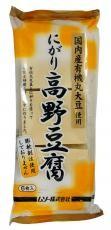 ムソー 有機大豆使用・にがり高野豆腐 6枚