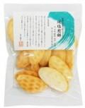 アリモト 召しませ日本・焼塩煎餅 80g