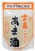 マルクラ 玄米こうじ甘酒 250g