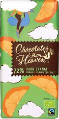 チョコレートフロムヘブン 72%ダークオレンジ