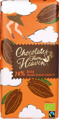チョコレートフロムヘブン 74%ダーク