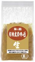 海の精 国産有機 玄米味噌