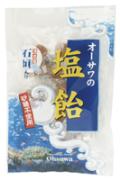 オーサワの塩飴(石垣の塩入り)