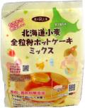 とかちっこ産地直送 北海道小麦全粒粉ホットケーキミックス
