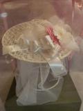 帽子/プリザーブドフラワー