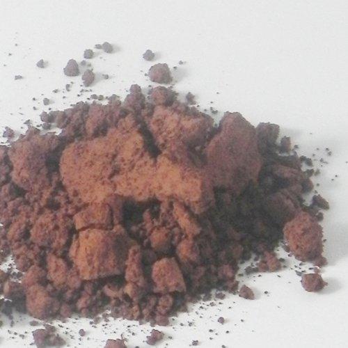 酸化鉄 ブラウン 非光沢 5g