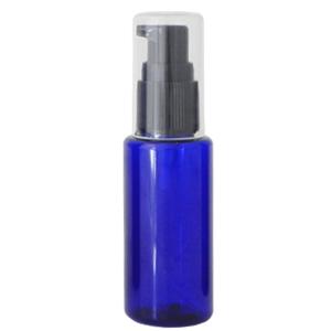 PETボトル ポンプ コバルトブルー(青) 50ml