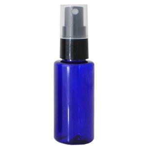 PETボトル スプレー コバルトブルー(青) 50ml