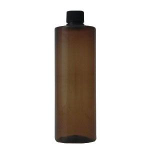 遮光プラボトル(茶) 500ml