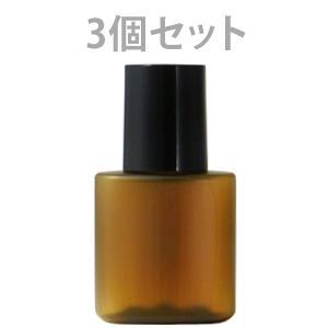 遮光ミニプラボトル容器 10ml (茶) 3個セット 【ポスト投函可】