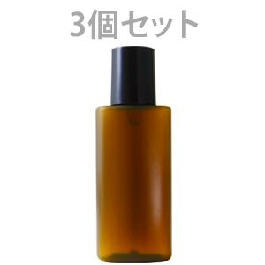 遮光ミニプラボトル容器 20ml (茶) 3個セット 【ポスト投函可】