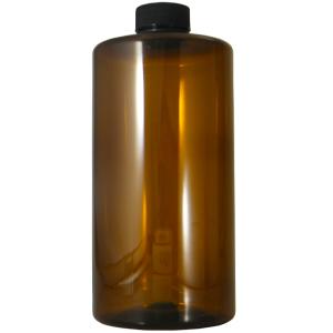 遮光プラボトル(茶) 1000ml