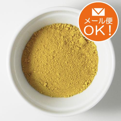 酸化鉄 黄色